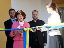 Children's Hospice Opening